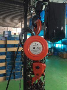 cấu tạo xích đôi pa lăng 3 tấn Ssangyong