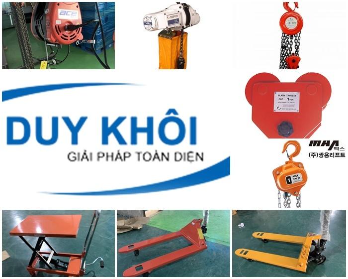 Nhà Phân Phối chính thức tại Việt Nam về sản phẩm thiết bị nâng hạ mang thương hiệu Black Dragon Ssangyong Lift